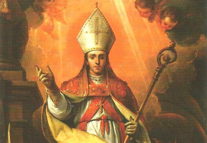 San Fermín, el primer obispo pamplonés y primer mártir navarro ...