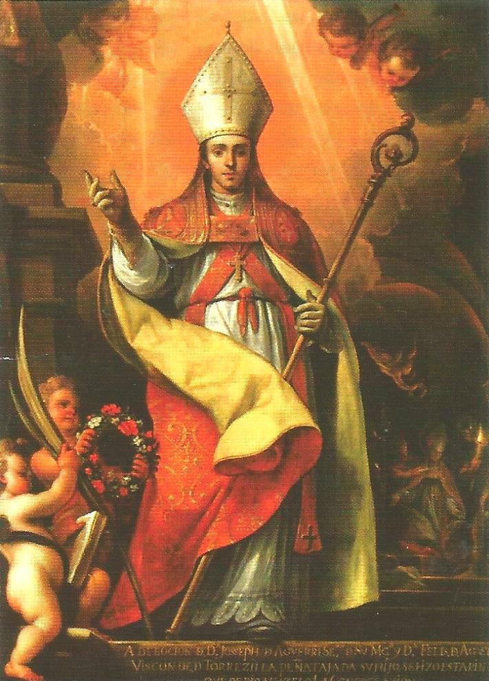 San Fermín, el primer obispo pamplonés y primer mártir navarro - Real  Congregación de San Fermín de los Navarros